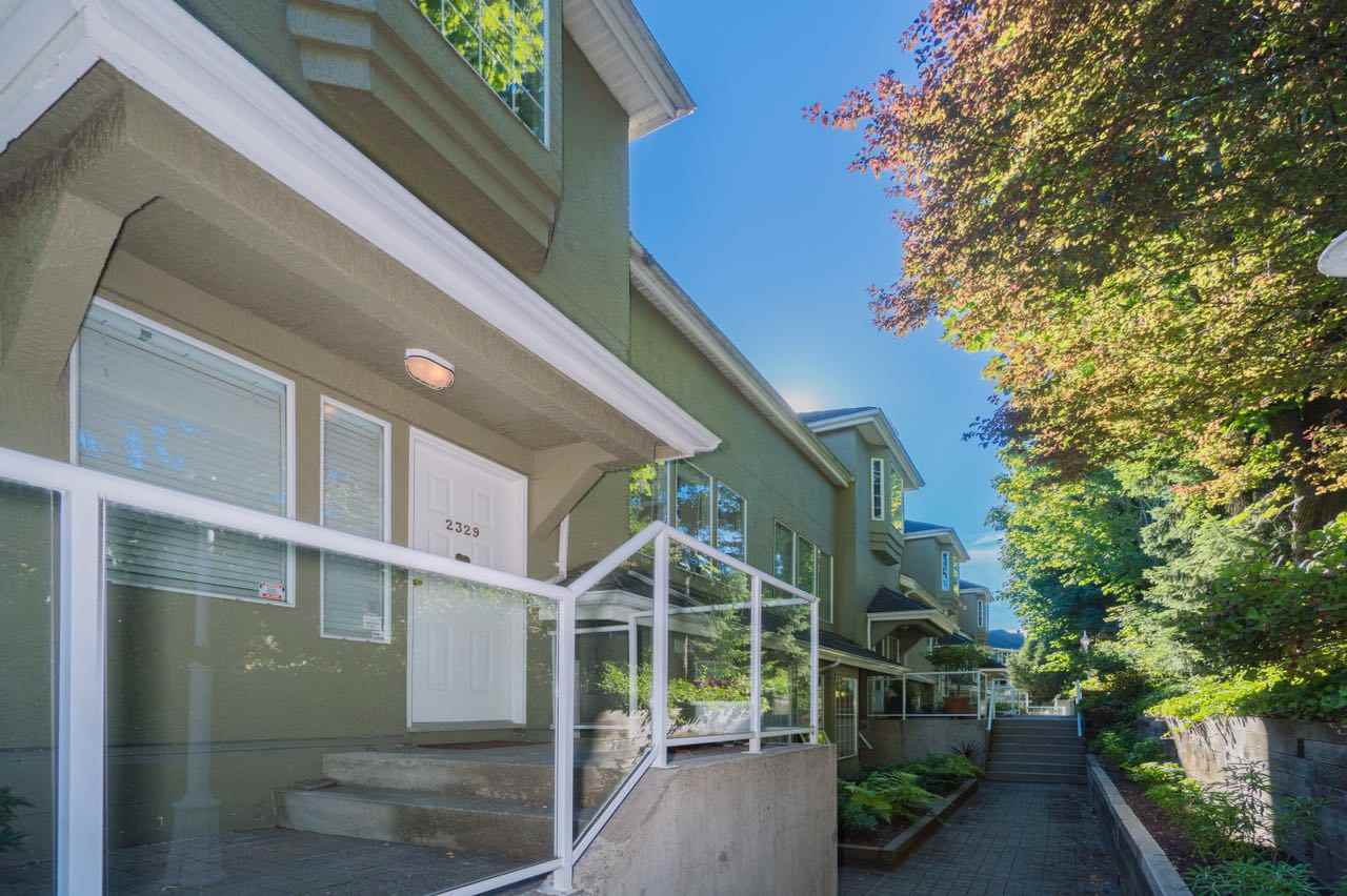 Townhouse at 2329 QUAYSIDE COURT, Vancouver East, British Columbia. Image 2