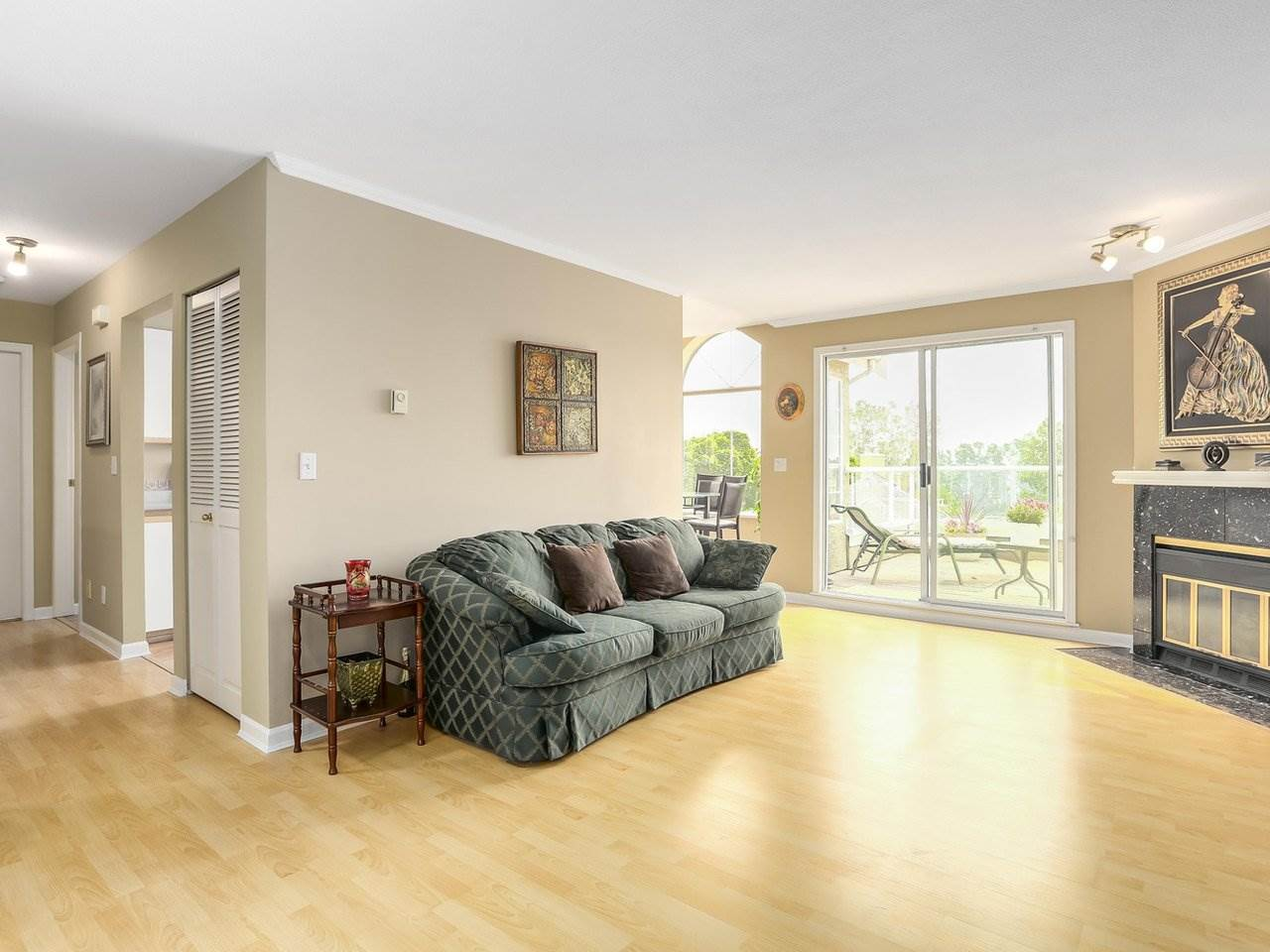 Townhouse at 2329 QUAYSIDE COURT, Vancouver East, British Columbia. Image 6