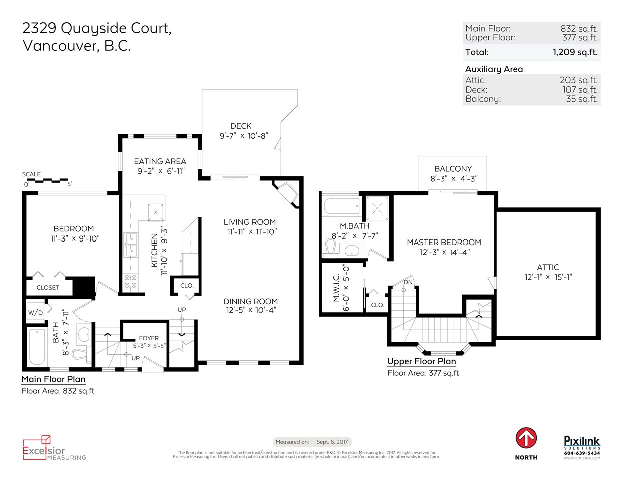 Townhouse at 2329 QUAYSIDE COURT, Vancouver East, British Columbia. Image 20