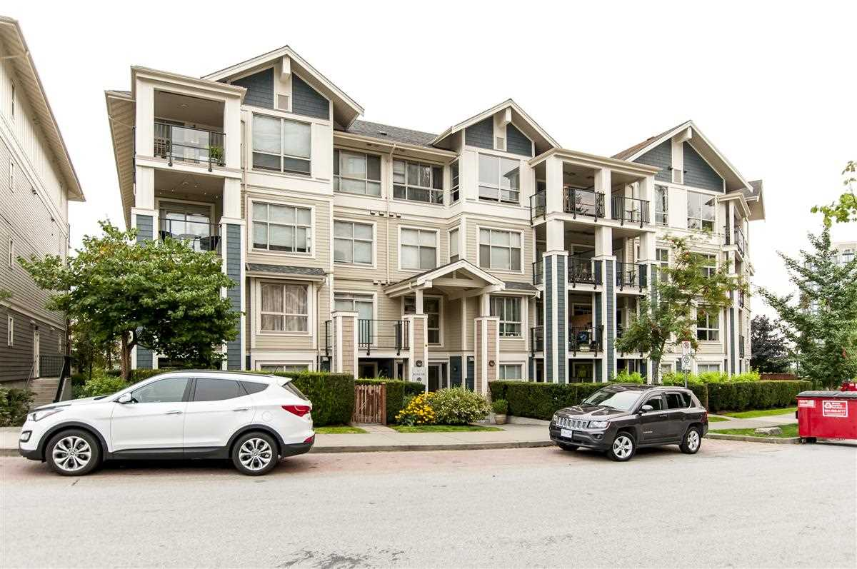Condo Apartment at 202 275 ROSS DRIVE, Unit 202, New Westminster, British Columbia. Image 1