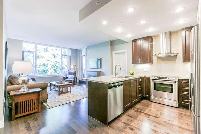 Condo Apartment at 604 1415 PARKWAY BOULEVARD, Unit 604, Coquitlam, British Columbia. Image 2