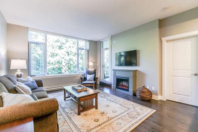 Condo Apartment at 604 1415 PARKWAY BOULEVARD, Unit 604, Coquitlam, British Columbia. Image 3