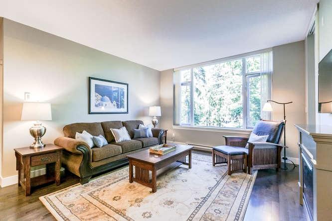 Condo Apartment at 604 1415 PARKWAY BOULEVARD, Unit 604, Coquitlam, British Columbia. Image 4