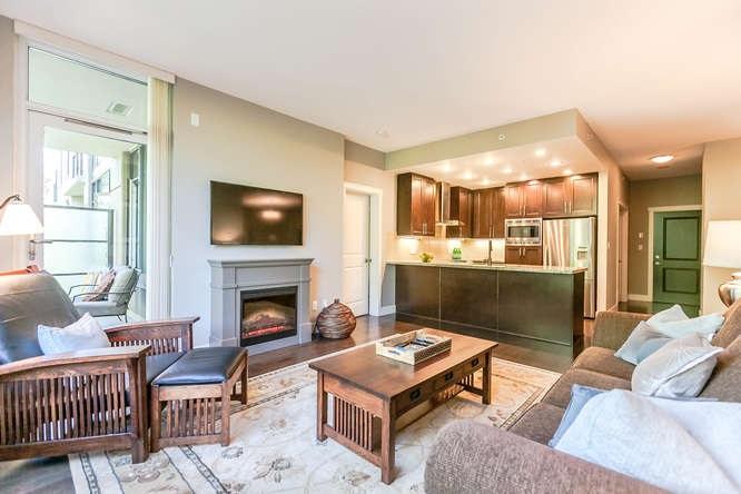 Condo Apartment at 604 1415 PARKWAY BOULEVARD, Unit 604, Coquitlam, British Columbia. Image 5
