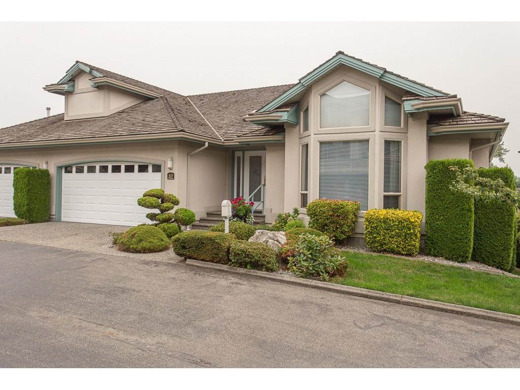 Townhouse at 40 3555 BLUE JAY STREET, Unit 40, Abbotsford, British Columbia. Image 1