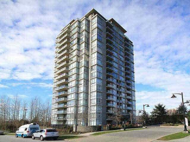 Condo Apartment at 1905 555 DELESTRE AVENUE, Unit 1905, Coquitlam, British Columbia. Image 1
