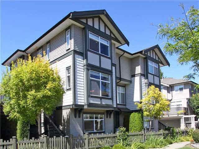 Townhouse at 25 9833 KEEFER AVENUE, Unit 25, Richmond, British Columbia. Image 1