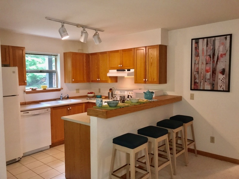 Townhouse at 1202 3050 HILLCREST DRIVE, Unit 1202, Whistler, British Columbia. Image 1