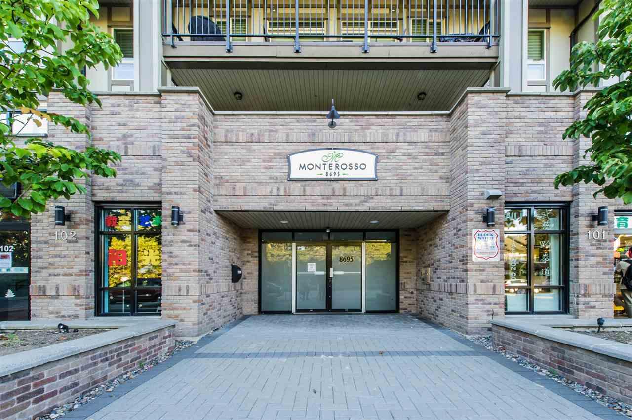 Condo Apartment at 406 8695 160 STREET, Unit 406, Surrey, British Columbia. Image 1