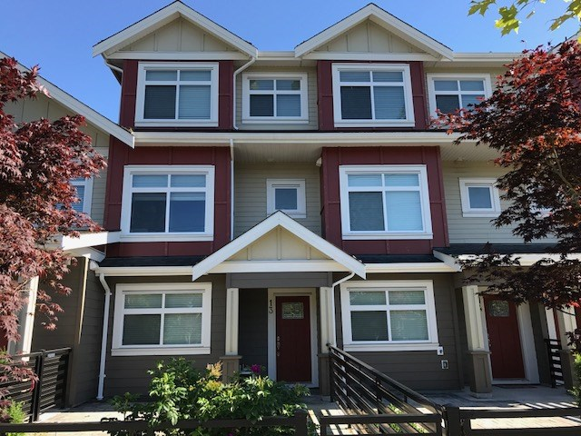 Townhouse at 13 5180 BLUNDELL ROAD, Unit 13, Richmond, British Columbia. Image 2