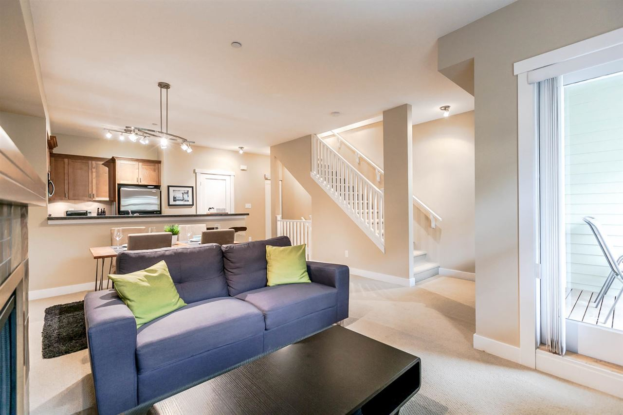 Townhouse at 42 7388 MACPHERSON AVENUE, Unit 42, Burnaby South, British Columbia. Image 2