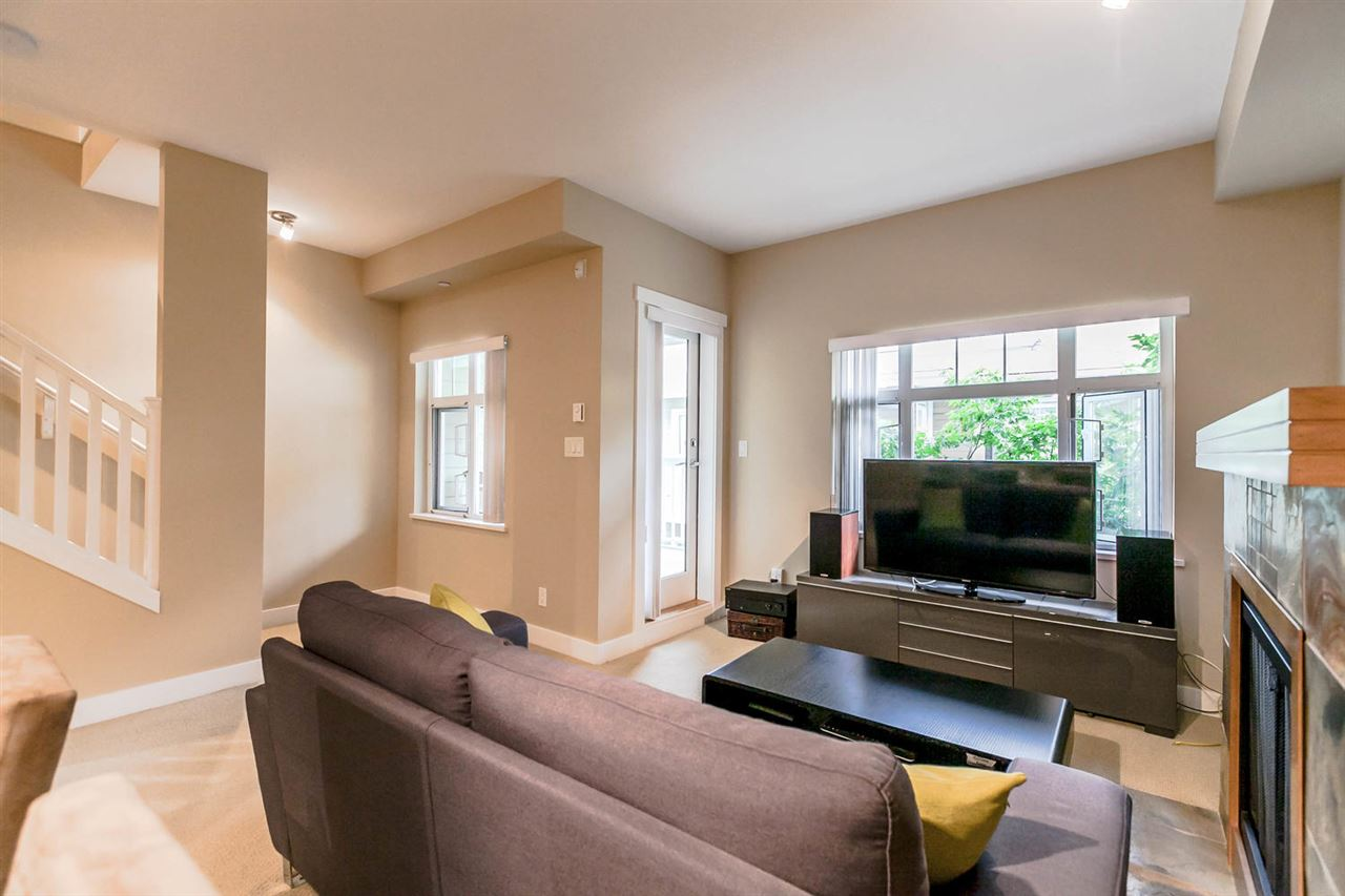 Townhouse at 42 7388 MACPHERSON AVENUE, Unit 42, Burnaby South, British Columbia. Image 3