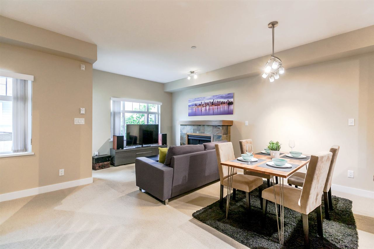 Townhouse at 42 7388 MACPHERSON AVENUE, Unit 42, Burnaby South, British Columbia. Image 4