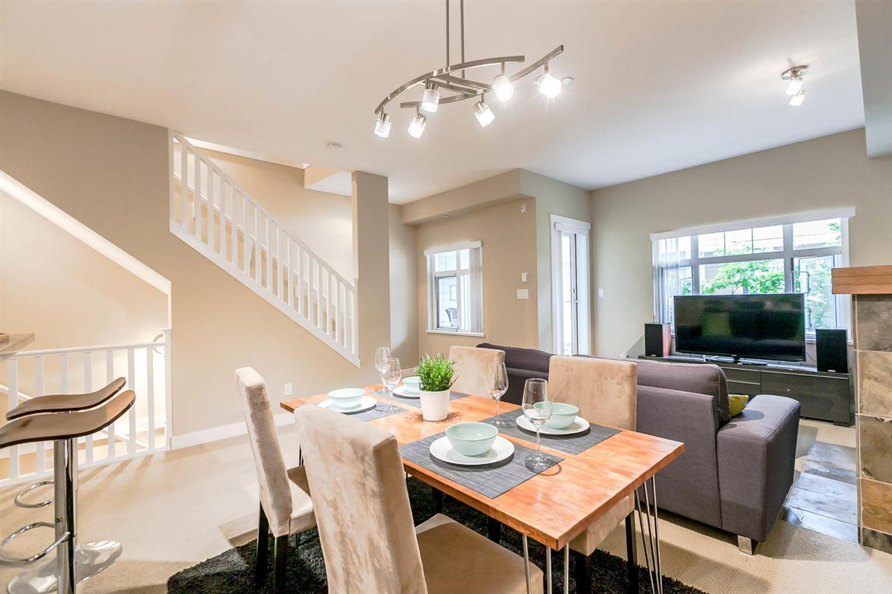 Townhouse at 42 7388 MACPHERSON AVENUE, Unit 42, Burnaby South, British Columbia. Image 5