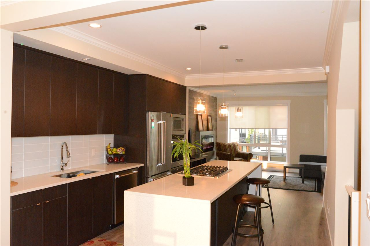 Townhouse at 116 16488 64 AVENUE, Unit 116, Cloverdale, British Columbia. Image 1