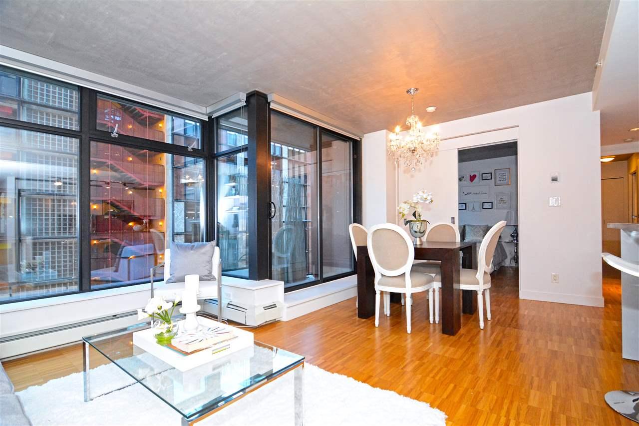 Condo Apartment at 502 128 W CORDOVA STREET, Unit 502, Vancouver West, British Columbia. Image 3