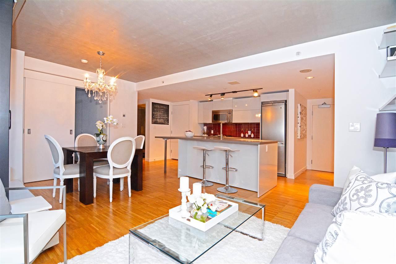 Condo Apartment at 502 128 W CORDOVA STREET, Unit 502, Vancouver West, British Columbia. Image 4