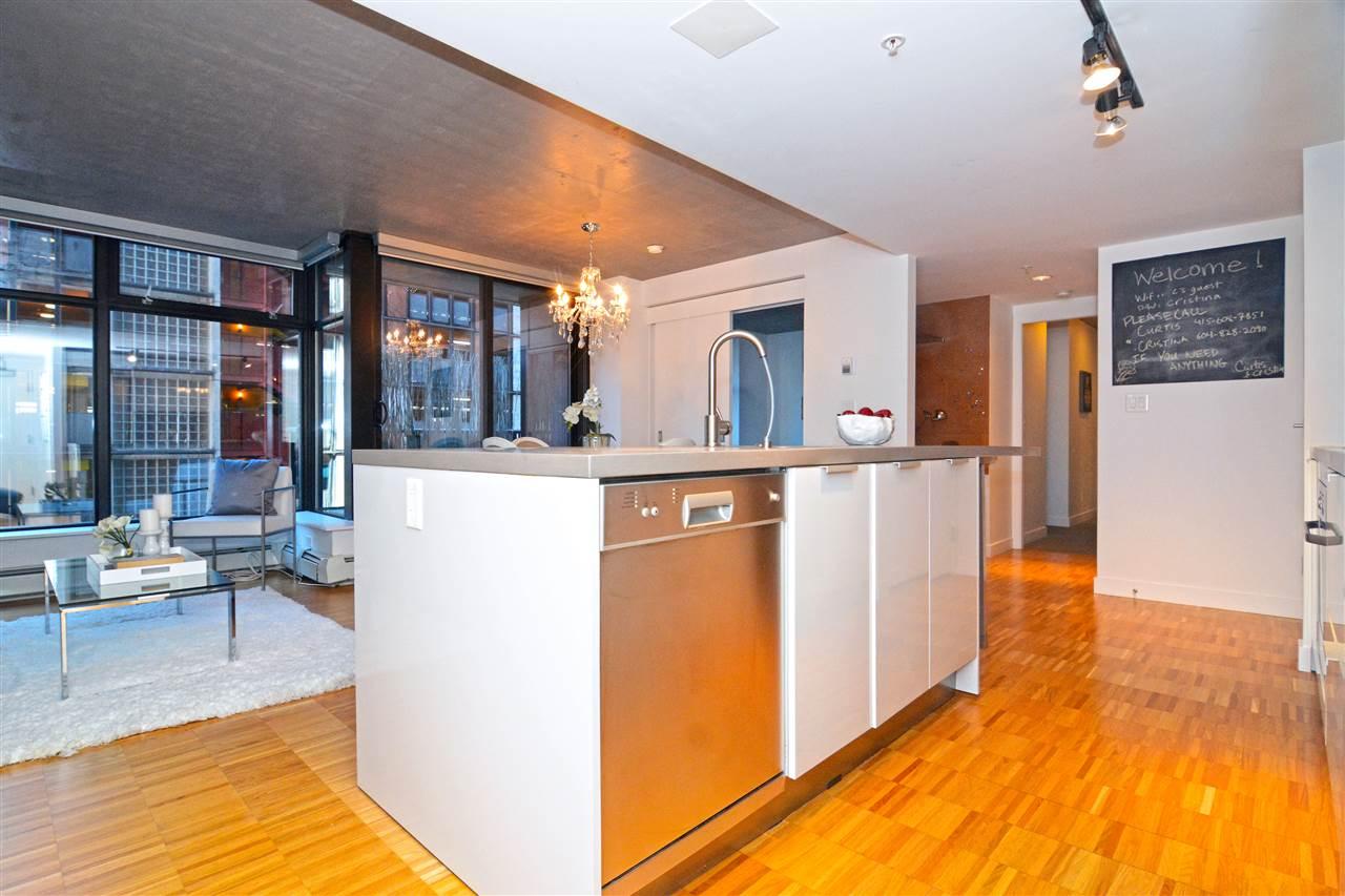 Condo Apartment at 502 128 W CORDOVA STREET, Unit 502, Vancouver West, British Columbia. Image 11