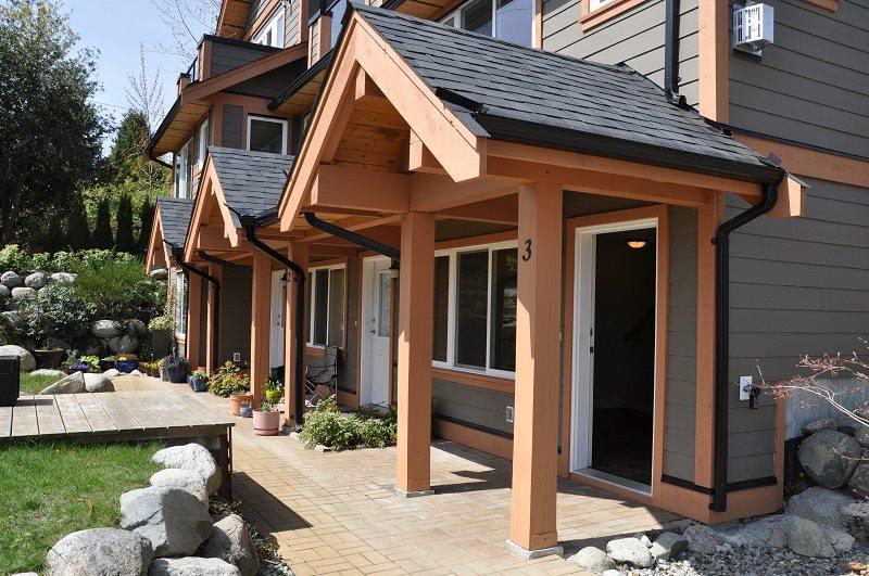 Townhouse at 3 728 GIBSONS WAY, Unit 3, Sunshine Coast, British Columbia. Image 1