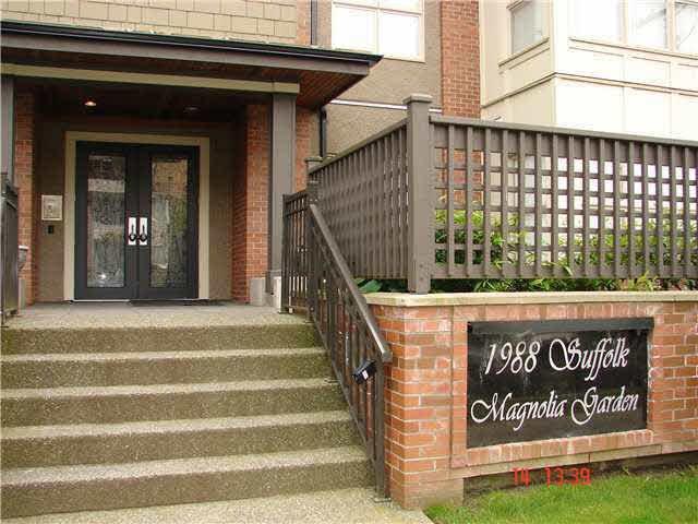 Condo Apartment at 403 1988 SUFFOLK AVENUE, Unit 403, Port Coquitlam, British Columbia. Image 2