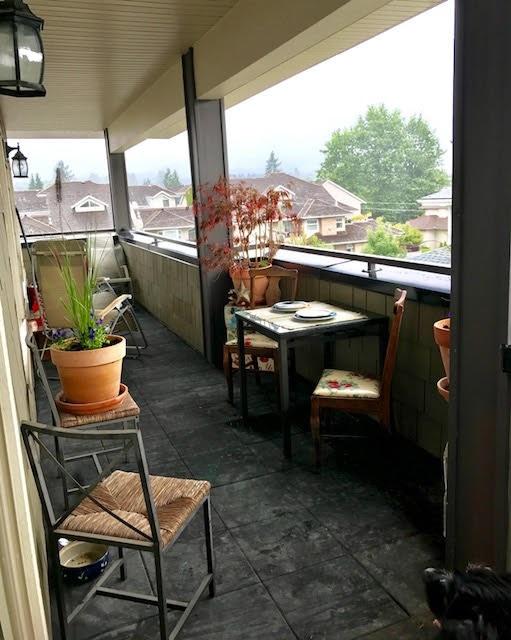 Condo Apartment at 403 1988 SUFFOLK AVENUE, Unit 403, Port Coquitlam, British Columbia. Image 18