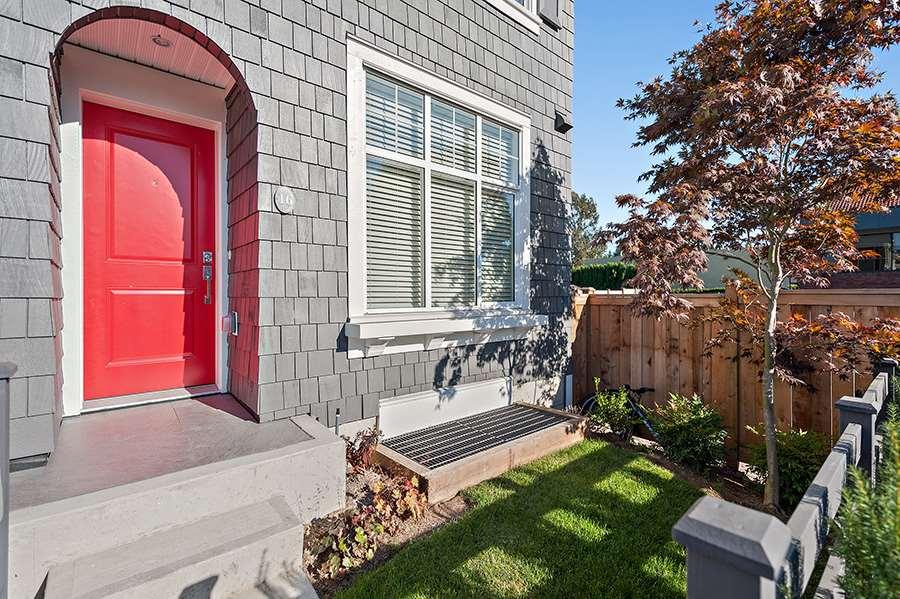 Townhouse at 16 13636 81A AVENUE, Unit 16, Surrey, British Columbia. Image 2