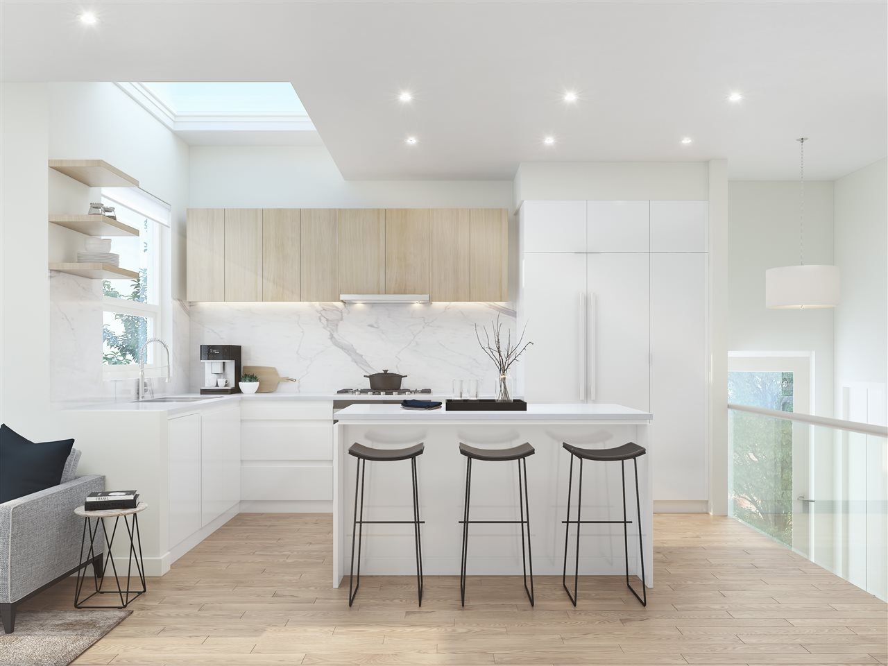 Townhouse at 2443 W BROADWAY STREET, Vancouver West, British Columbia. Image 1