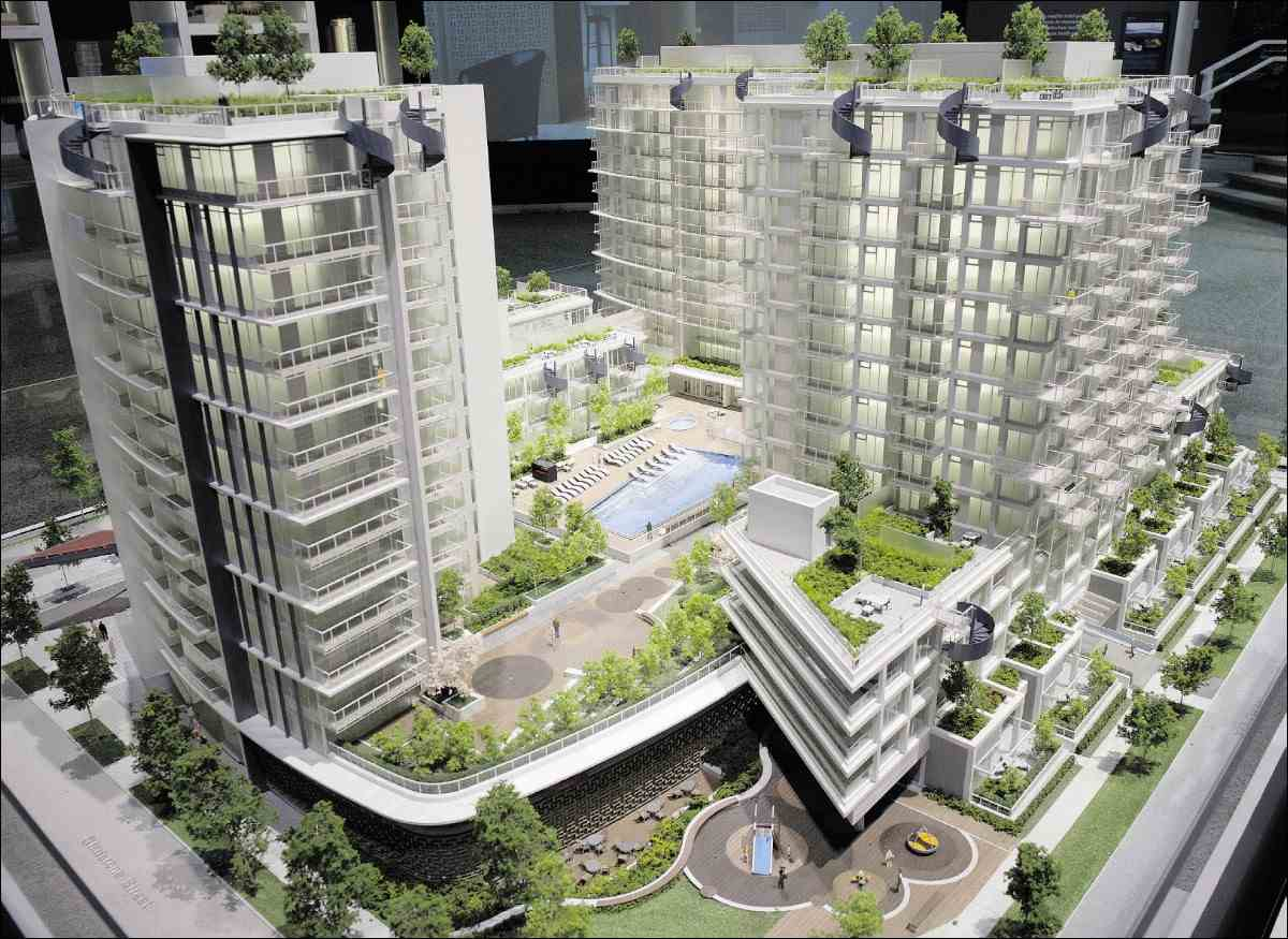Condo Apartment at 1703 2220 KINGSWAY STREET, Unit 1703, Vancouver East, British Columbia. Image 4