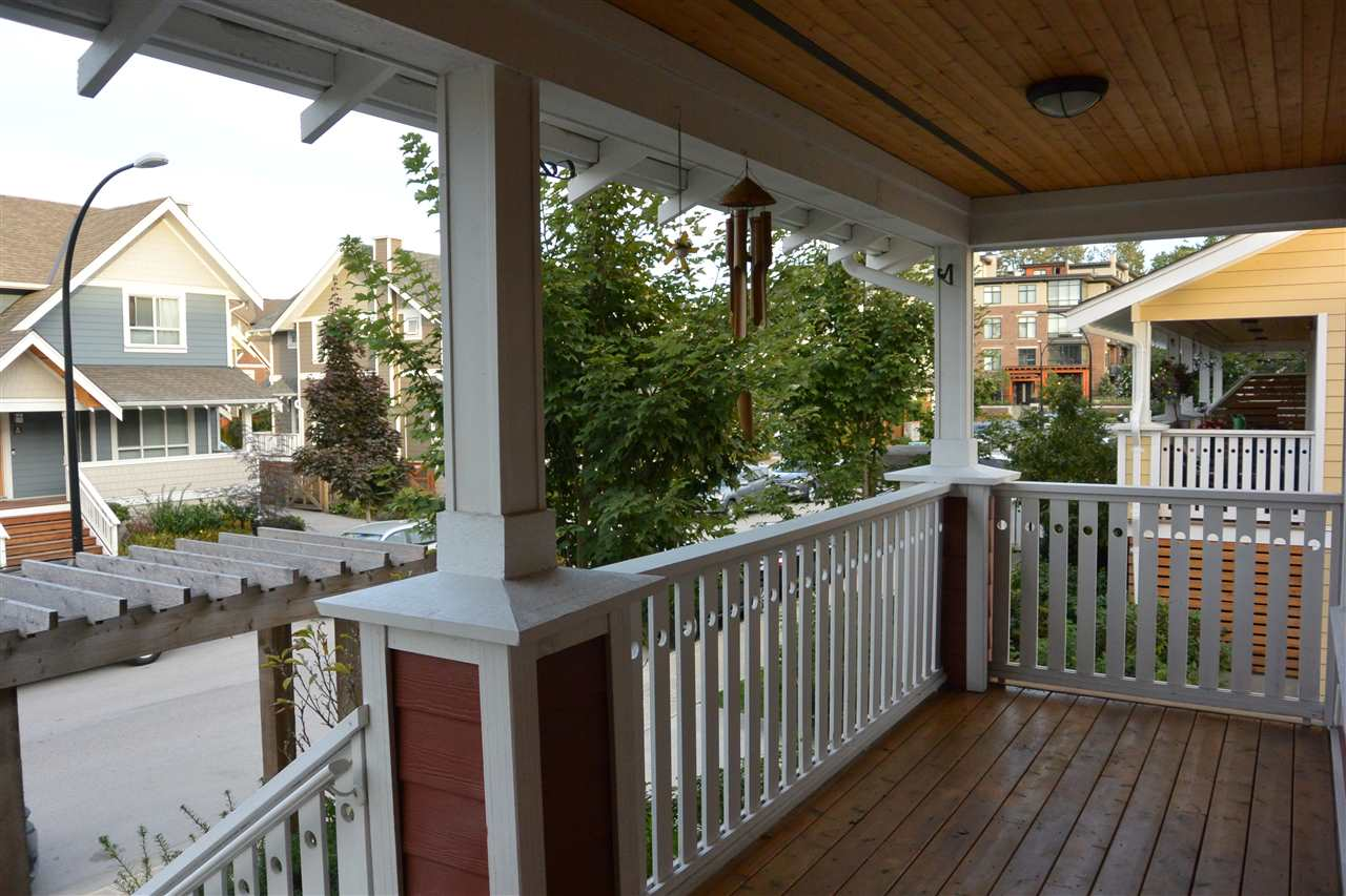 Townhouse at 230 CAMATA STREET, New Westminster, British Columbia. Image 5