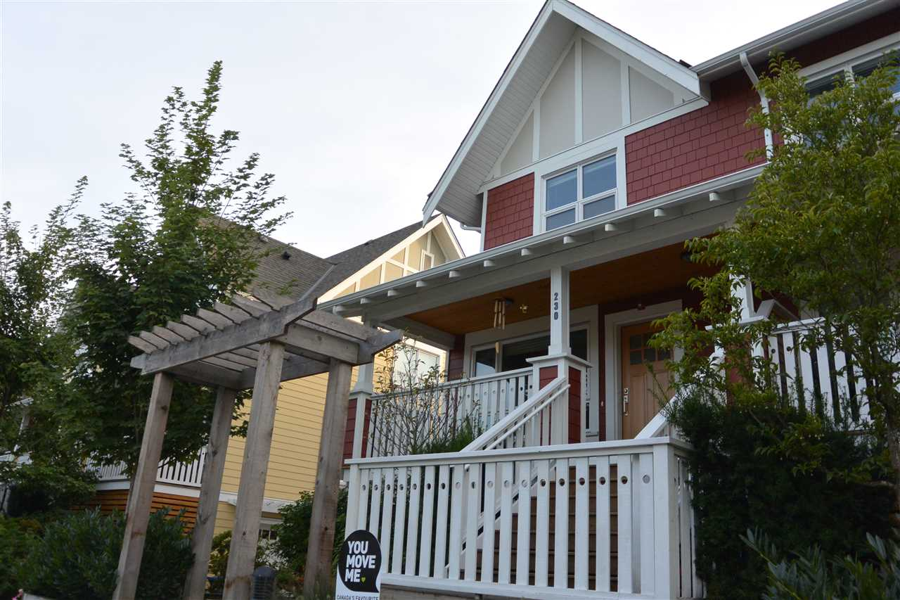 Townhouse at 230 CAMATA STREET, New Westminster, British Columbia. Image 18