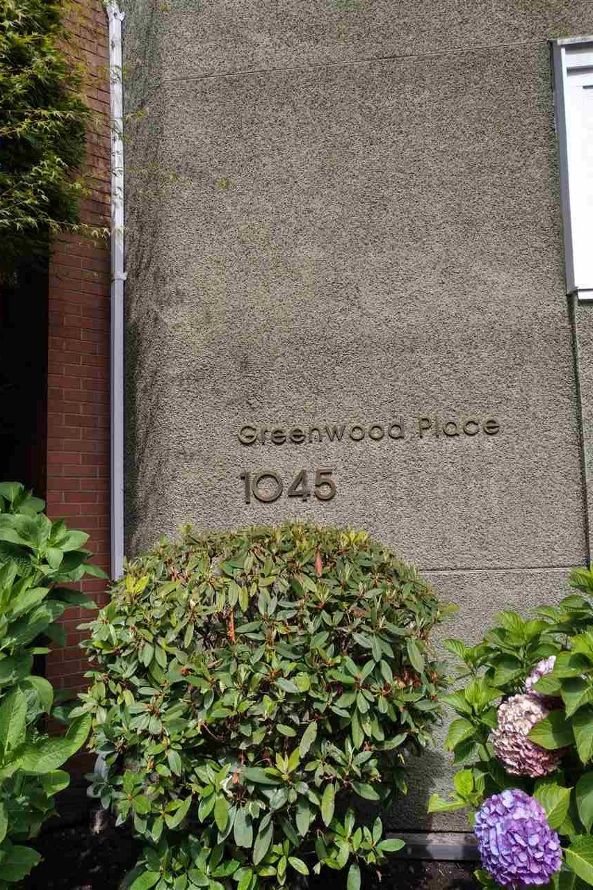 Townhouse at 103 1045 W 8TH AVENUE, Unit 103, Vancouver West, British Columbia. Image 4