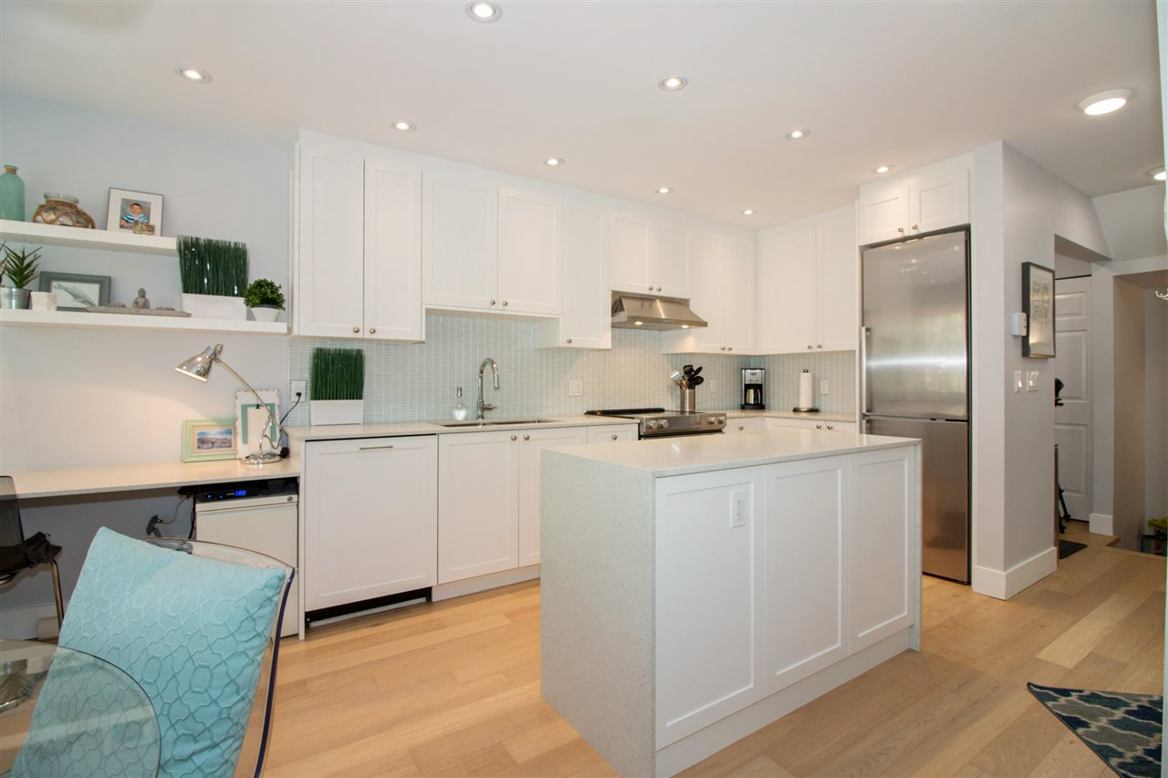 Townhouse at 2 1214 W 7TH AVENUE, Unit 2, Vancouver West, British Columbia. Image 5