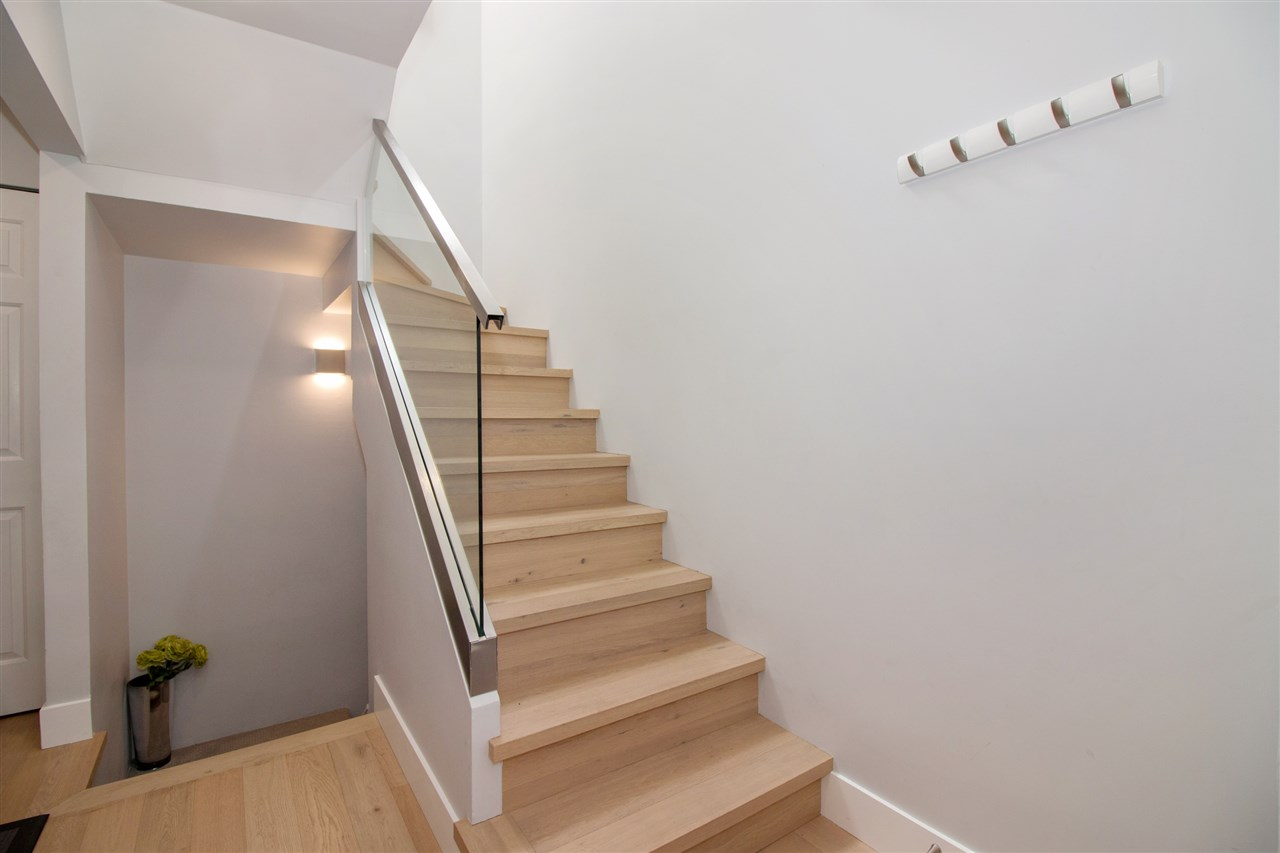 Townhouse at 2 1214 W 7TH AVENUE, Unit 2, Vancouver West, British Columbia. Image 10