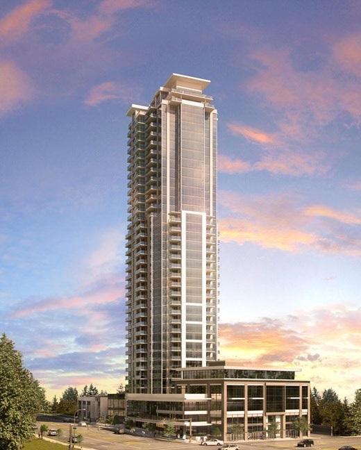Condo Apartment at 3904 3080 LINCOLN AVENUE, Unit 3904, Coquitlam, British Columbia. Image 1