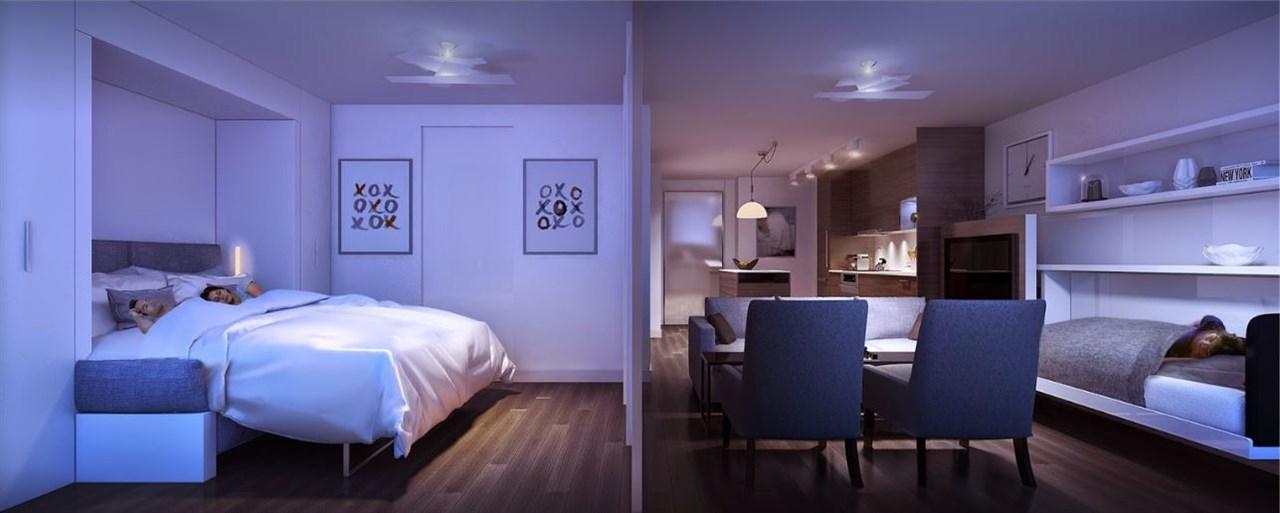 Condo Apartment at 1712 13398 104 AVENUE, Unit 1712, North Surrey, British Columbia. Image 3