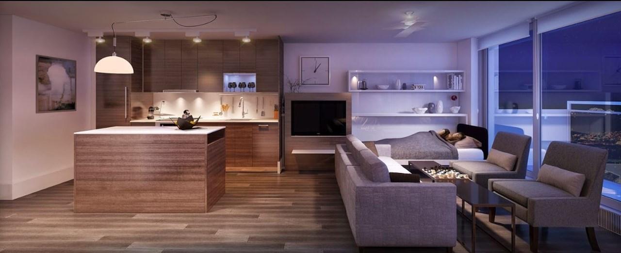 Condo Apartment at 1712 13398 104 AVENUE, Unit 1712, North Surrey, British Columbia. Image 4