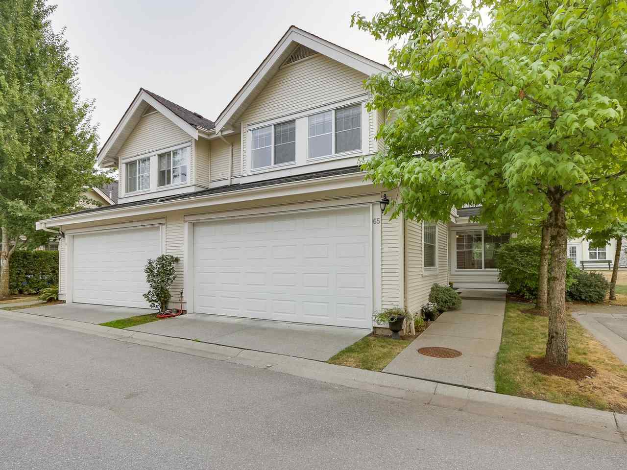 Townhouse at 65 17097 64TH AVENUE, Unit 65, Cloverdale, British Columbia. Image 1