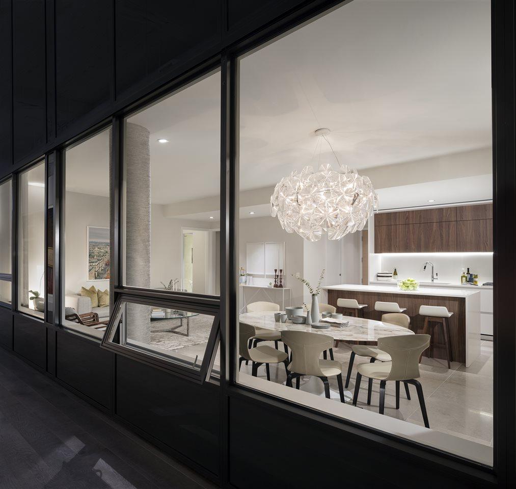 Condo Apartment at 1302 885 CAMBIE STREET, Unit 1302, Vancouver West, British Columbia. Image 8