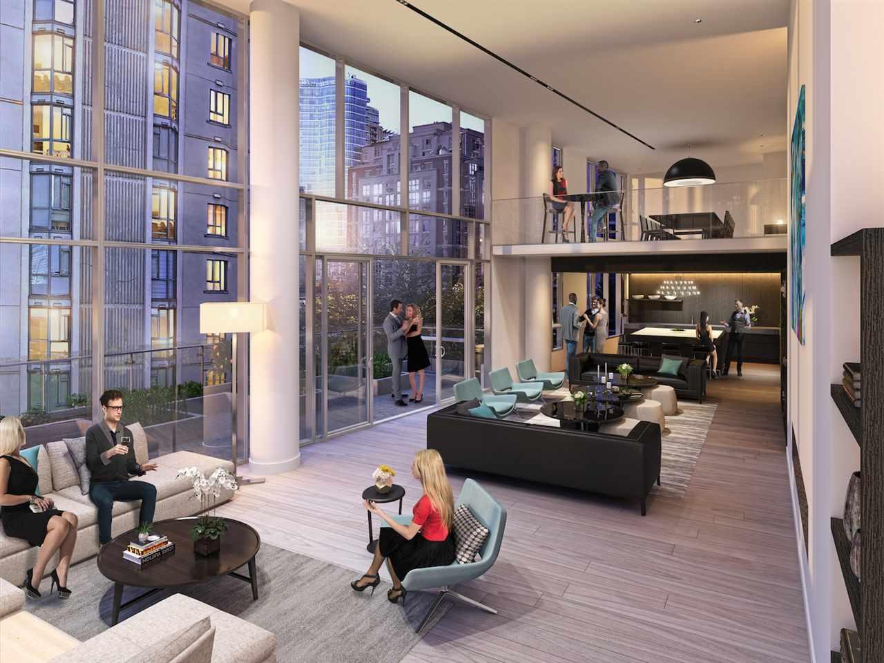 Condo Apartment at 1302 885 CAMBIE STREET, Unit 1302, Vancouver West, British Columbia. Image 12