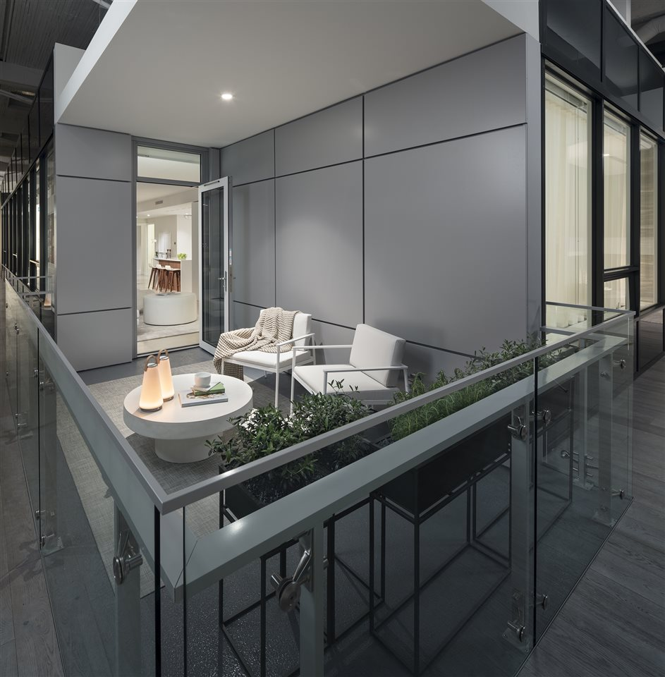 Condo Apartment at 1302 885 CAMBIE STREET, Unit 1302, Vancouver West, British Columbia. Image 13