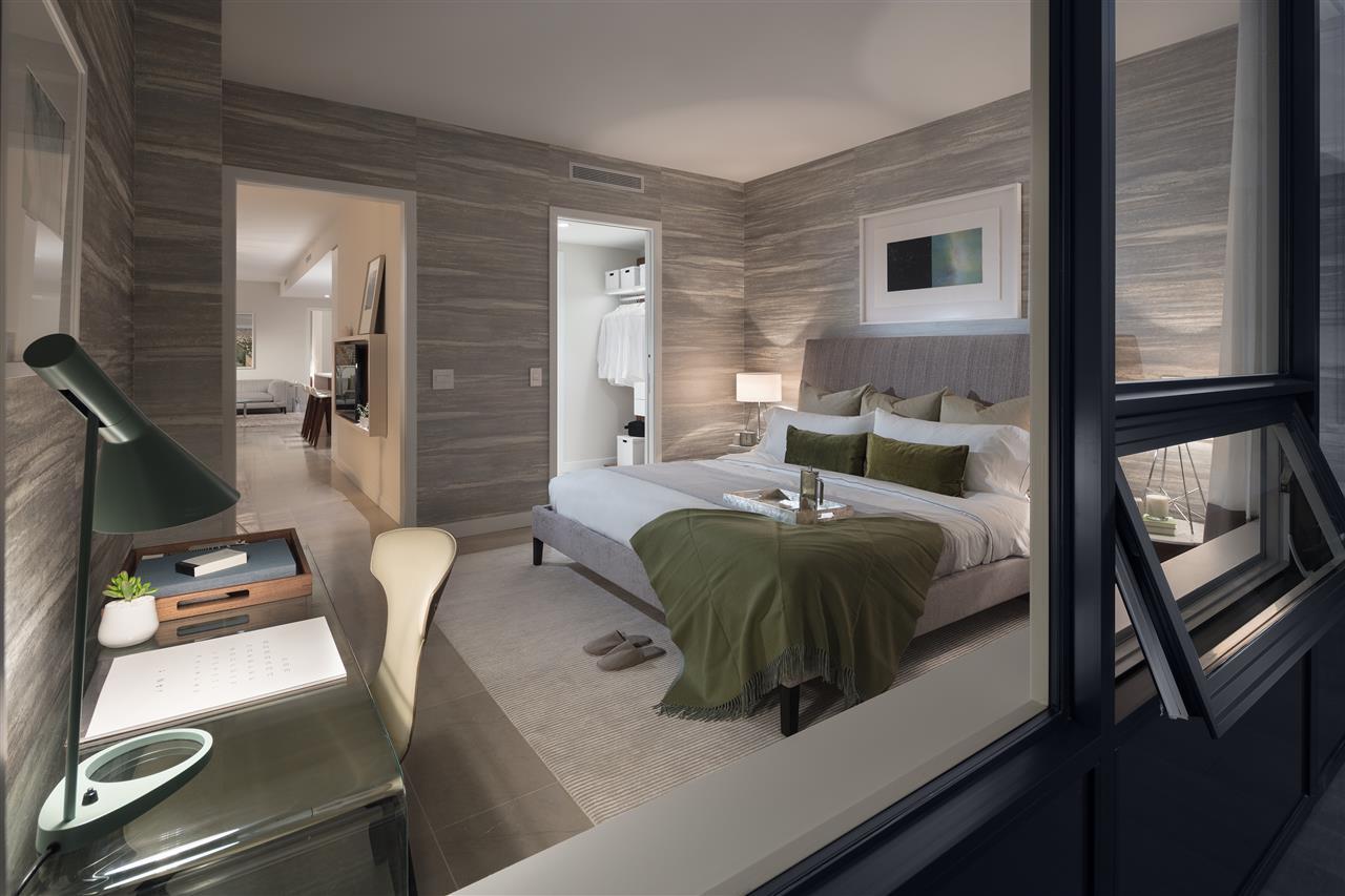 Condo Apartment at 1302 885 CAMBIE STREET, Unit 1302, Vancouver West, British Columbia. Image 18