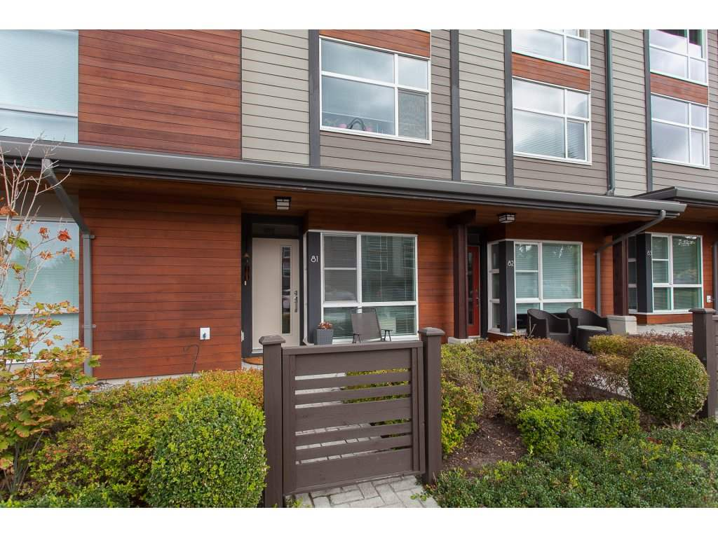 Townhouse at 81 16222 23A AVENUE, Unit 81, South Surrey White Rock, British Columbia. Image 2