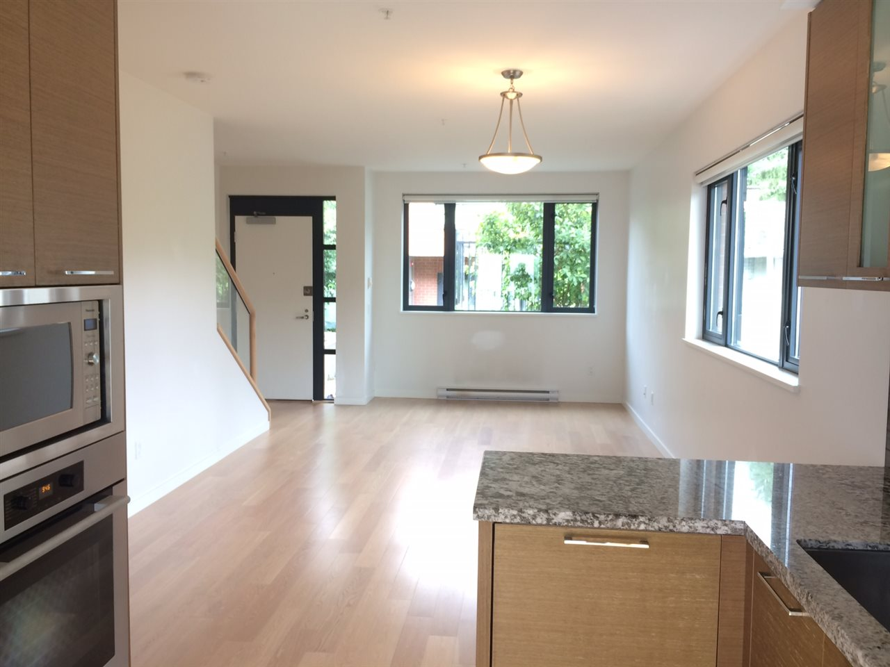 Townhouse at 6328 ASH STREET, Vancouver West, British Columbia. Image 2