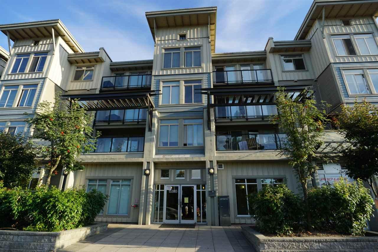 Condo Apartment at 312 15380 102A AVENUE, Unit 312, North Surrey, British Columbia. Image 1