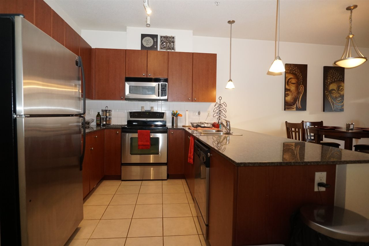 Condo Apartment at 312 15380 102A AVENUE, Unit 312, North Surrey, British Columbia. Image 2