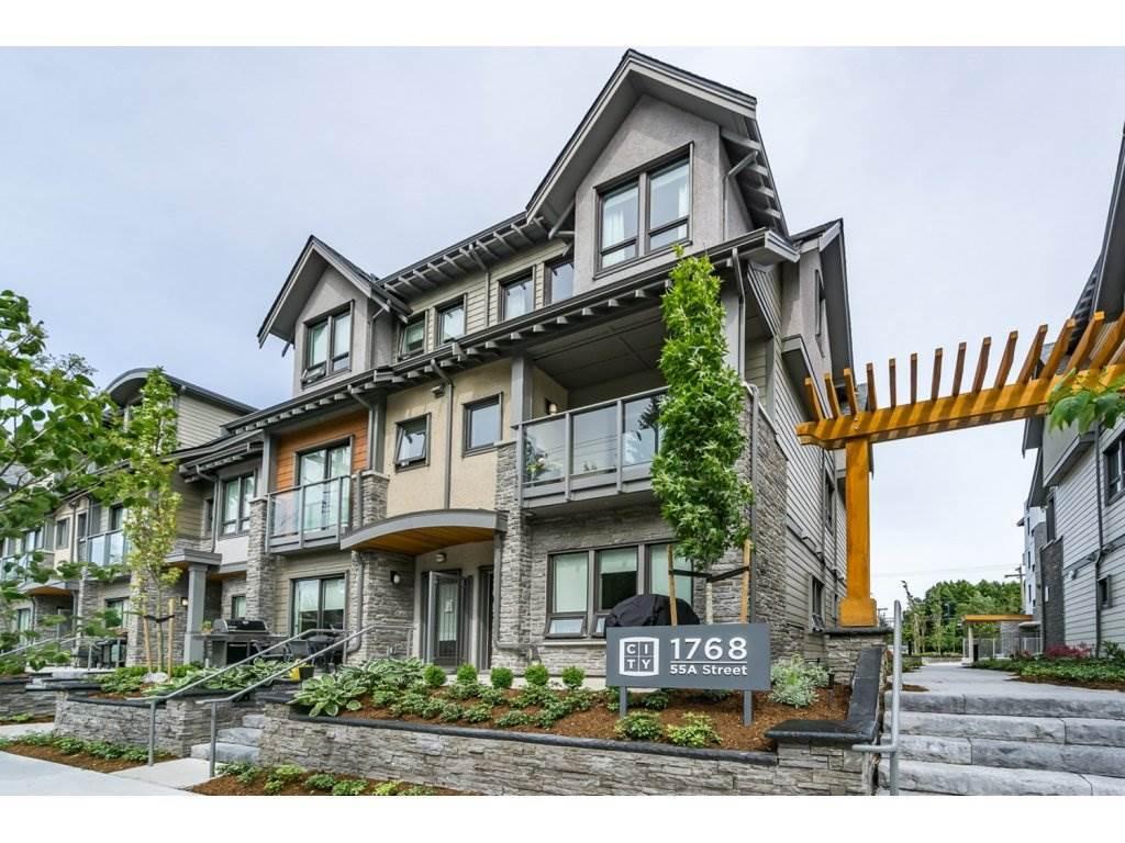 Townhouse at 303 1768 55A STREET, Unit 303, Tsawwassen, British Columbia. Image 1