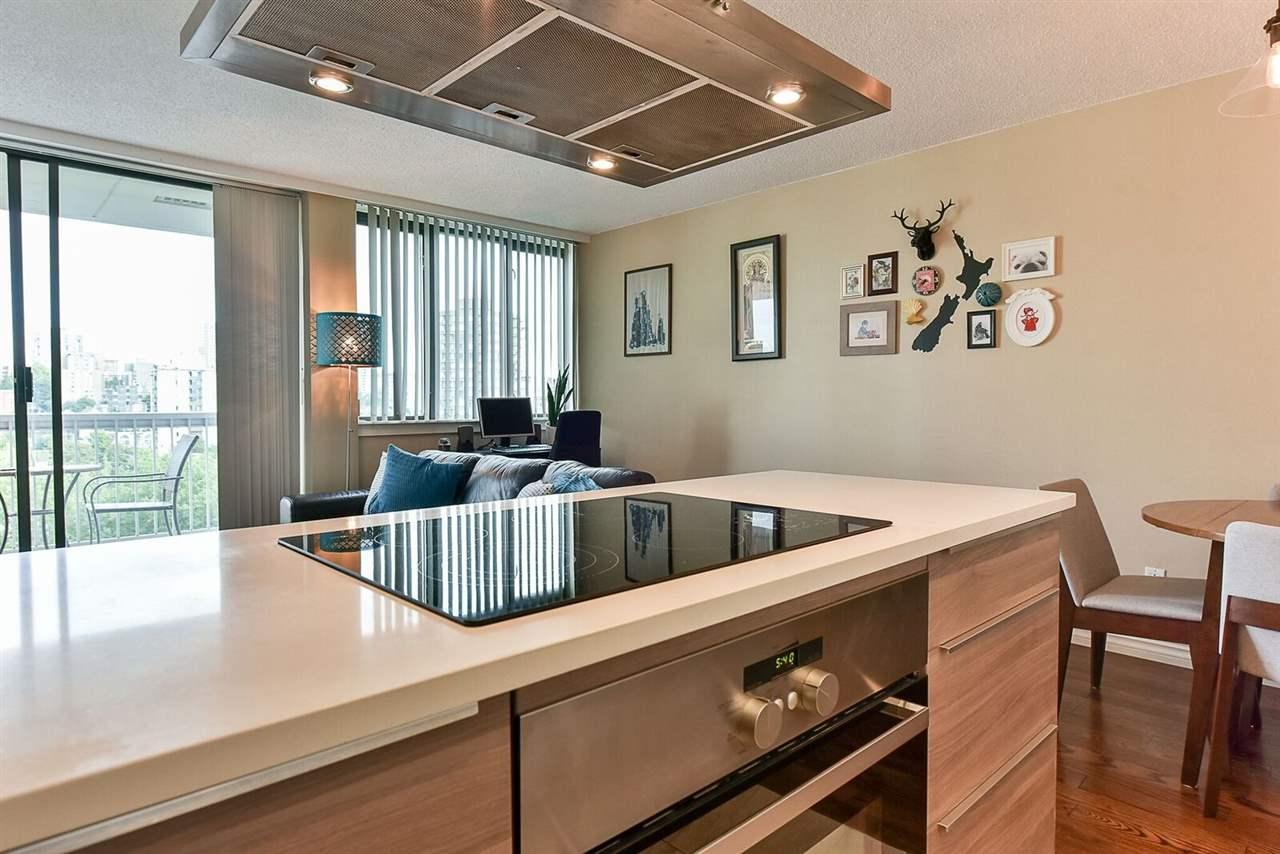 Condo Apartment at 1405 1740 COMOX STREET, Unit 1405, Vancouver West, British Columbia. Image 4