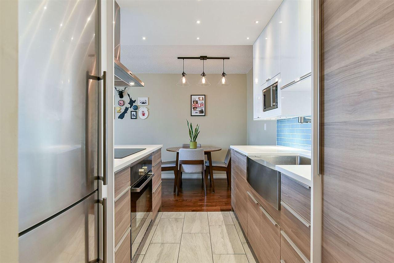 Condo Apartment at 1405 1740 COMOX STREET, Unit 1405, Vancouver West, British Columbia. Image 5