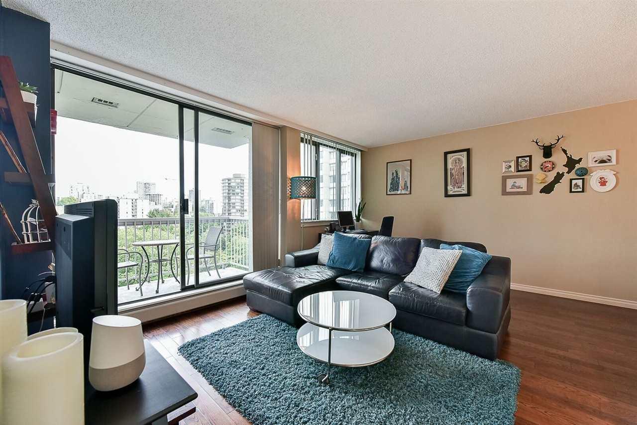 Condo Apartment at 1405 1740 COMOX STREET, Unit 1405, Vancouver West, British Columbia. Image 8