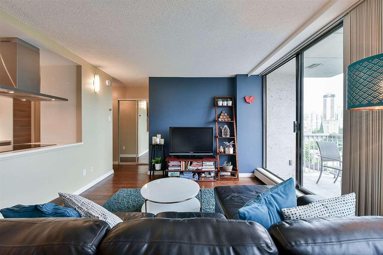 Condo Apartment at 1405 1740 COMOX STREET, Unit 1405, Vancouver West, British Columbia. Image 11